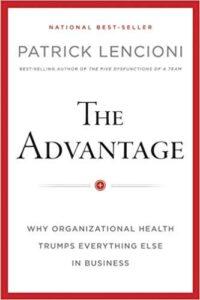 the advantage patrick lencioni