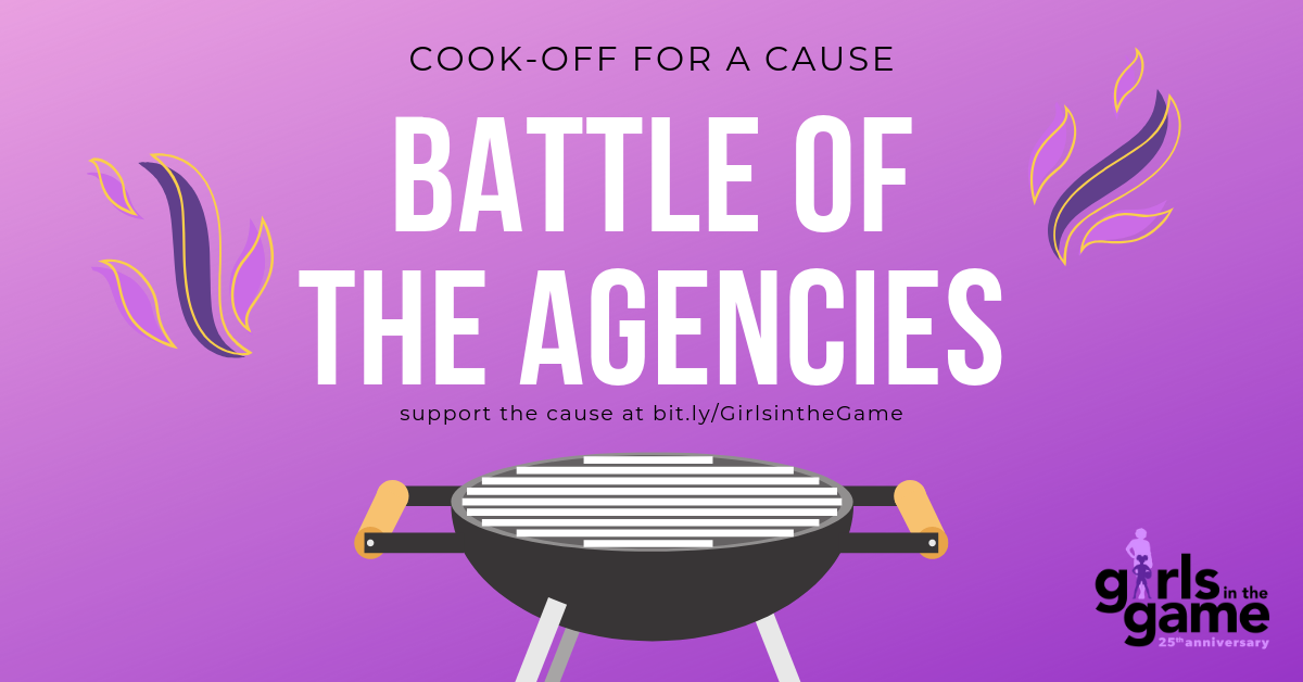 Cook-Off For a Cause: Battle of the Agencies